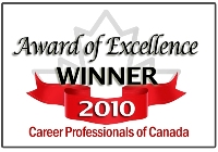 CPC Award of Excellence Winner 2010