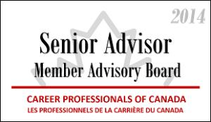 Senior Advisor 2014