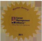 CMA Mentor Award