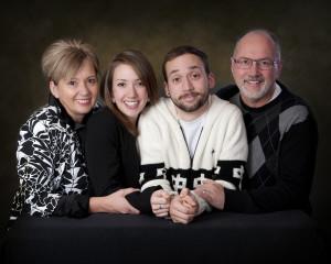 Wayne Pagani and family