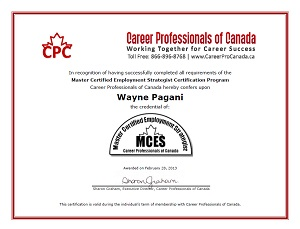 MCES certificate 2013