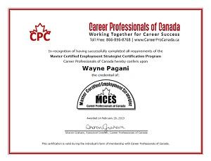 MCES certificate 2013